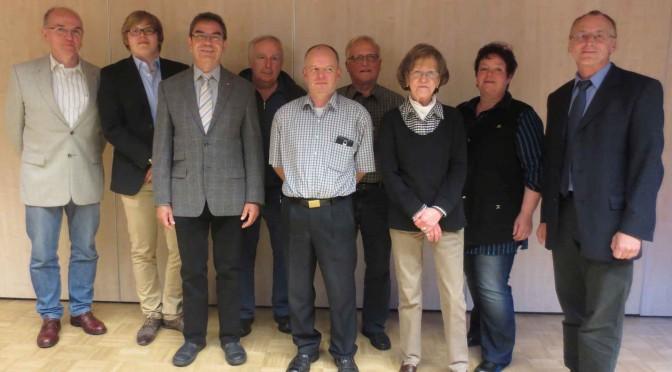 Jahreshauptversammlung der CDU Schladen