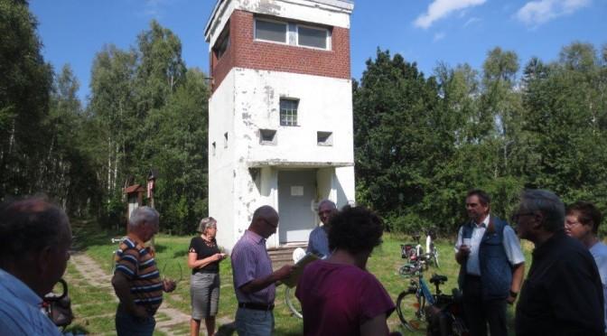 Pressebericht: CDU-Radtour entlang der ehemaligen Grenze