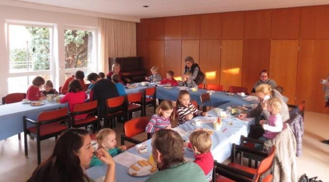 Einladung: Kinder malen Bilder für die Grotjahn-Stiftung