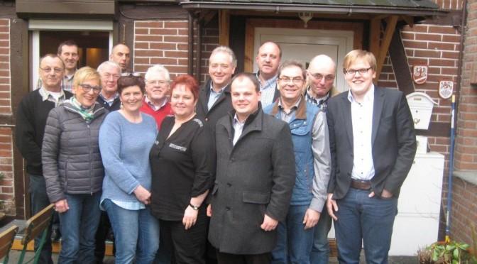 Klausurtagung des CDU-Gemeindeverbandes