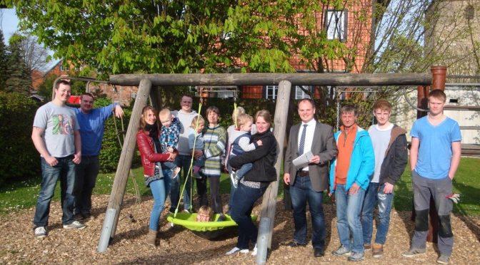Ideensammlung auf dem Werlaburgdorfer Spielplatz