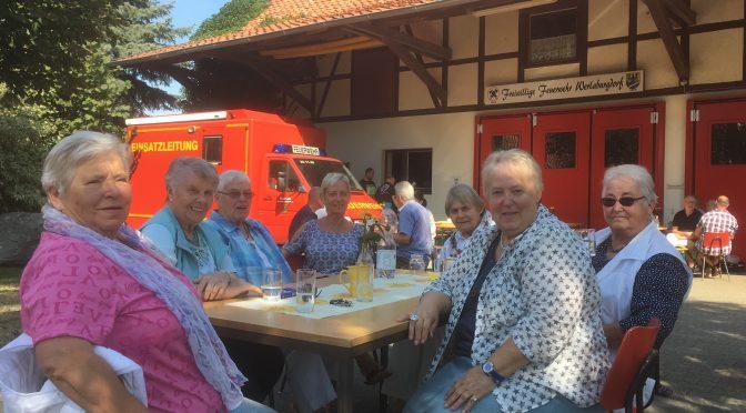 Werlaburgdorf: Ein gemeinsames Frühstück für den guten Zweck