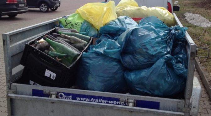 Vorankündigung: Müllsammelaktion in Schladen