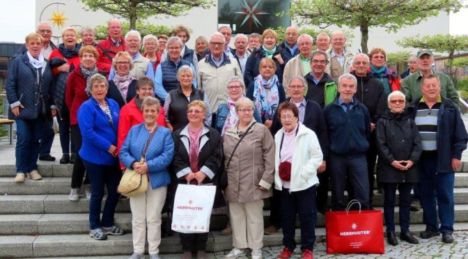 CDU-Fahrt ging in die Oberlausitz