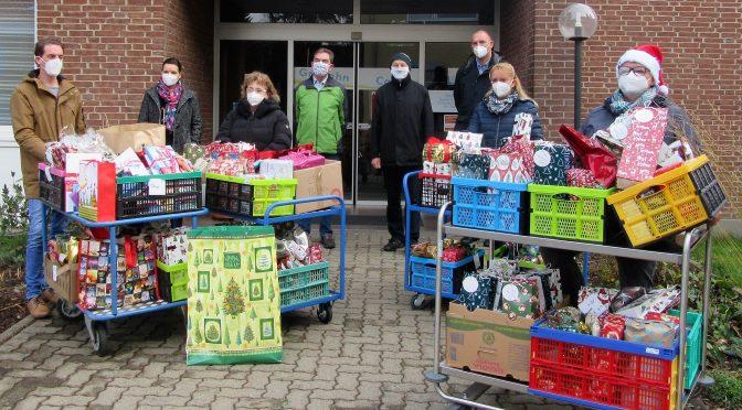Päckchensammelaktion der CDU Schladen-Werla fand großen Anklang