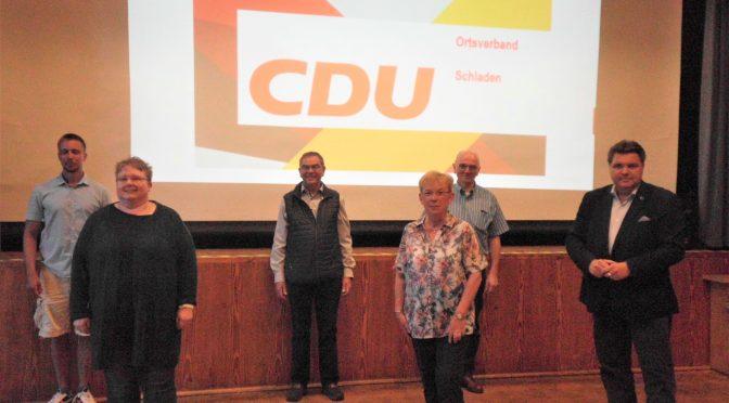 CDU OV Schladen stellt Wahlliste auf